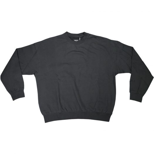 Fear Of God Essentials 3m Logo Crewneck Sweatshirt Black/white