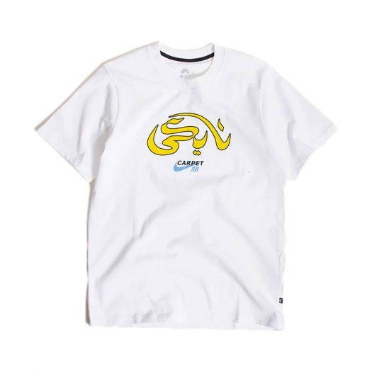 Nike SB x Carpet Company T-Shirt White