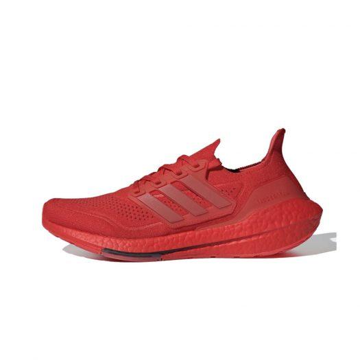 adidas Ultra Boost 2021 Vivid Red