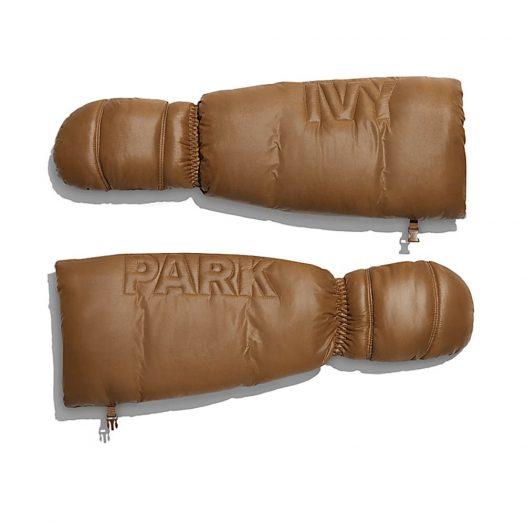 adidas Ivy Park Ski Gloves Wild Brown
