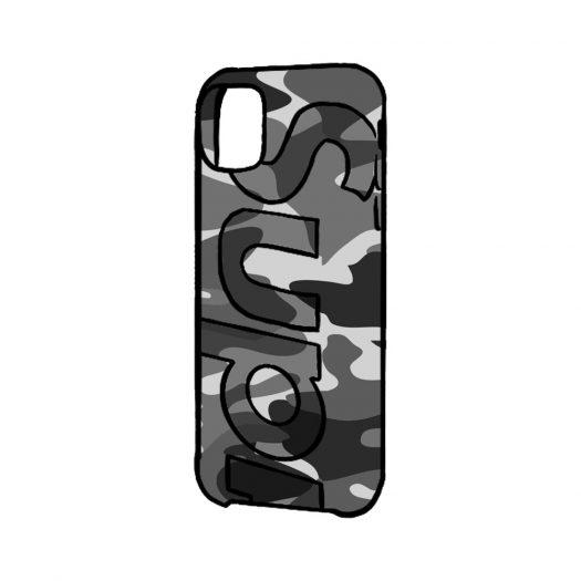 Supreme Camo iPhone Case Snow Camo