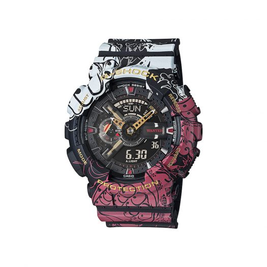 Casio G-Shock x One Piece GA-110JOP-1A4 - 51mm in Resin