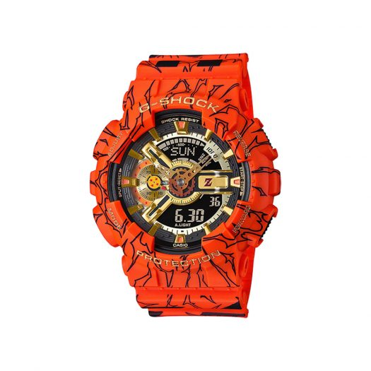 Casio G-Shock x Dragonball Z GA-110JDB-1A4 - 51mm in Resin