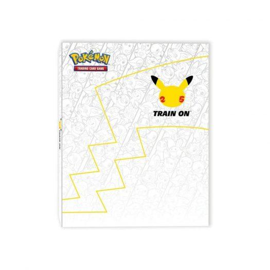 2021 Pokemon TCG First Partner Collector's Binder