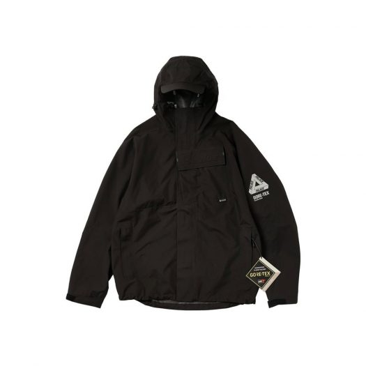 Palace Gore-Tex P Cap Jacket Black
