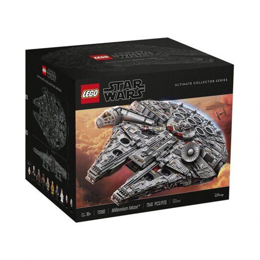 LEGO Star Wars Millennium Falcon Ultimate Collector Series Set 75192