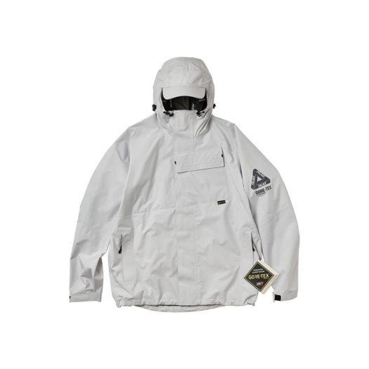 Palace Gore-Tex P Cap Jacket Grey