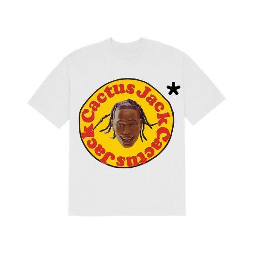 Travis Scott x CPFM 4 CJ 60 Seconds T-Shirt White