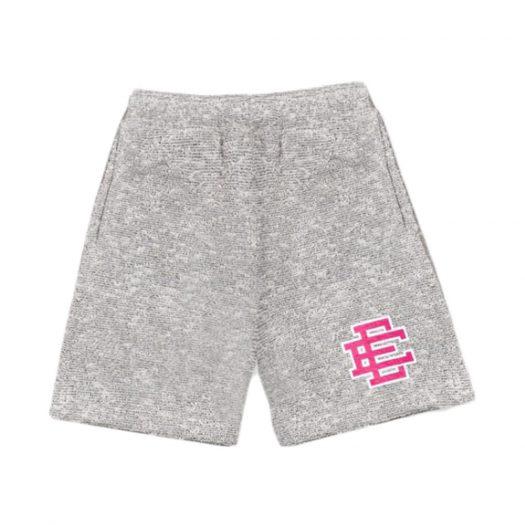 Eric Emanuel EE Basic Boucle Short Grey/Pink