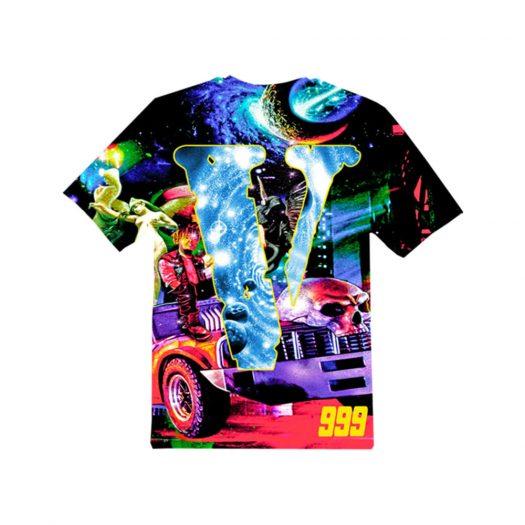Juice Wrld x Vlone Cosmic T-Shirt Black