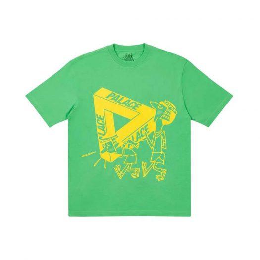 Palace If You Build It T-Shirt Green