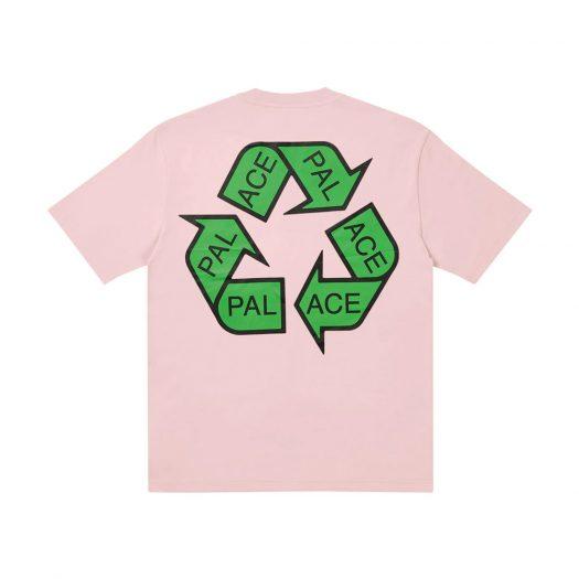 Palace P Cycle T-Shirt Pink