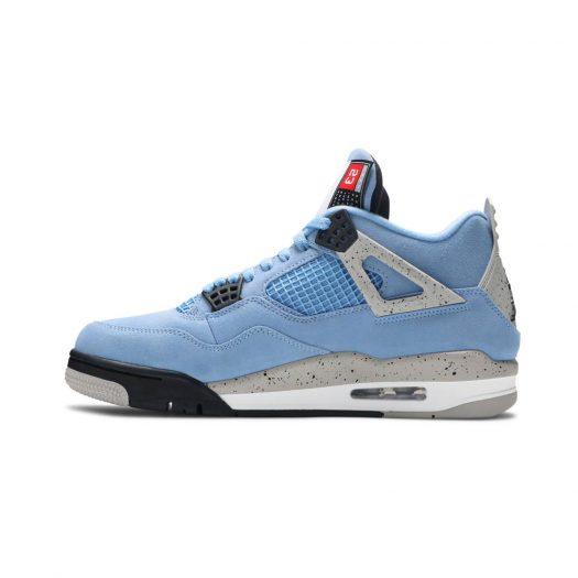 Jordan 4 Retro University Blue