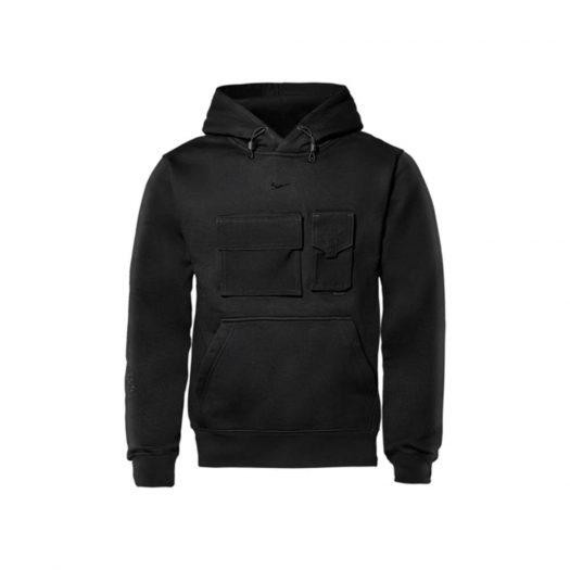 Nike x Drake NOCTA Tech Hoodie Black