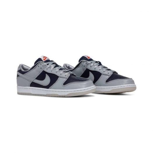Nike Dunk Low College Navy Grey (W)