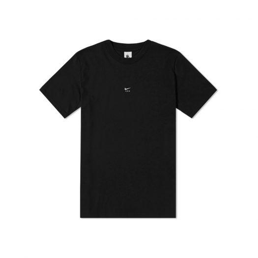 Nikelab x MMW Men's Graphic T-Shirt Black