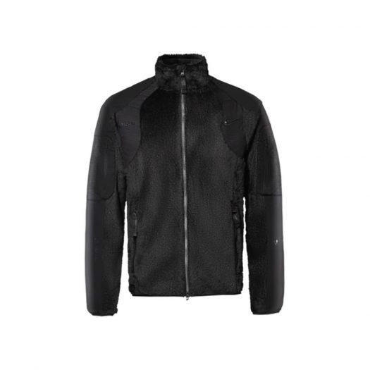 Nike x Drake NOCTA Polar Fleece Jacket Black