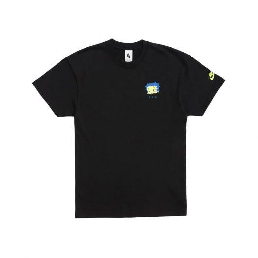 Nike x Olivia Kim Betty Boop T-Shirt Black