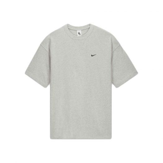 Nike x Kim Jones Short Sleeved Tee Grey