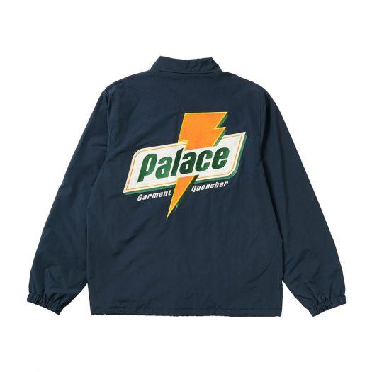 Palace Sugar Coach Jacket Navy