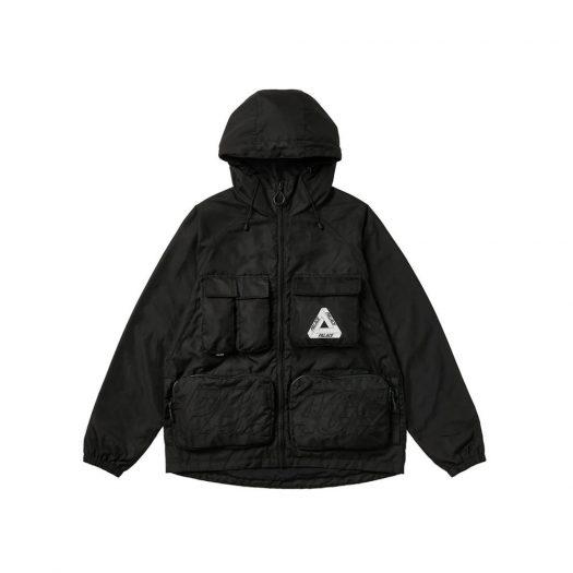 Palace Pal Is Ace Jacket Black