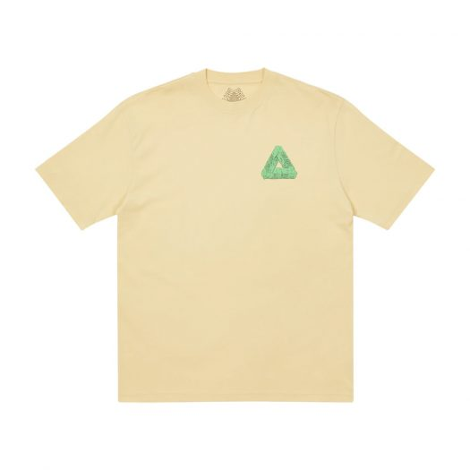 Palace Tri-Slime T-Shirt Yellow