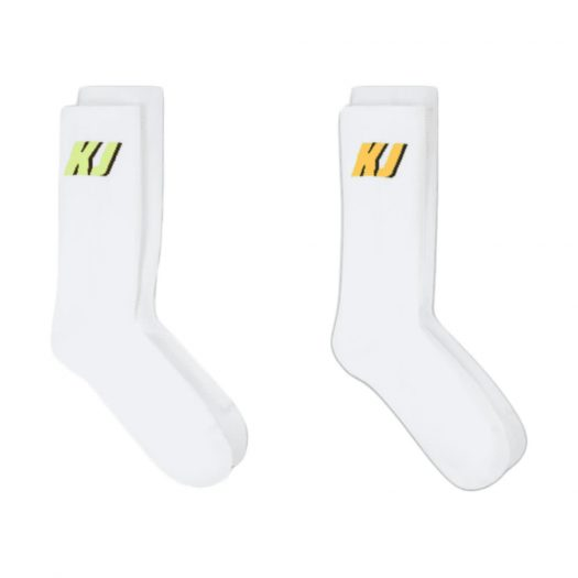 Nike x Kim Jones Crew Socks White