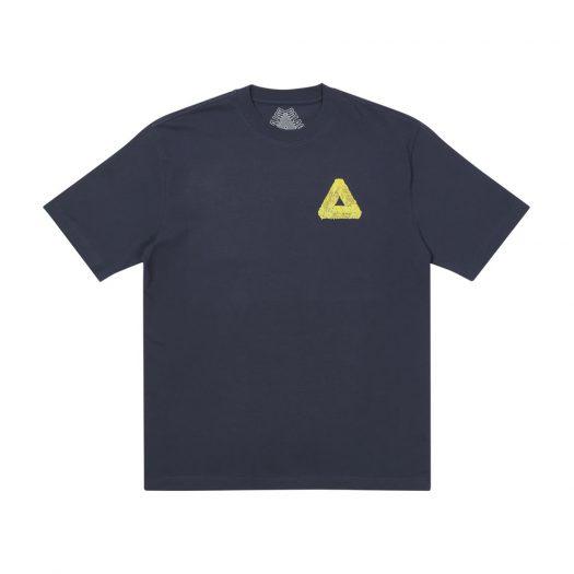 Palace Tri-Slime T-Shirt Navy