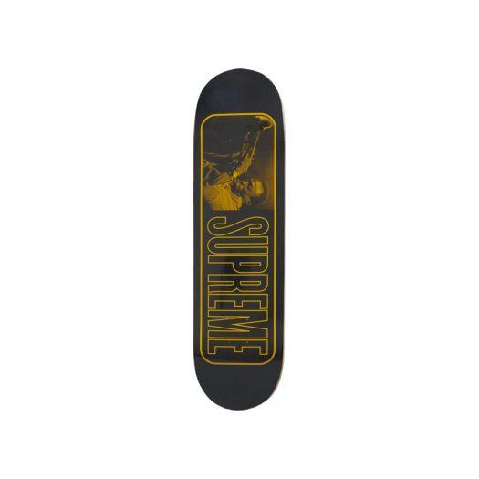 Supreme Miles Davis Skateboard Deck Black