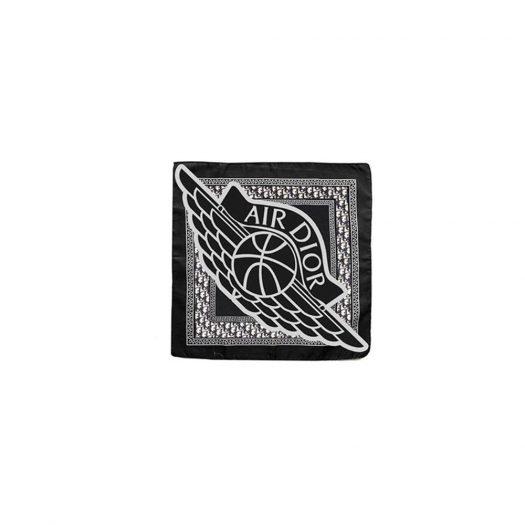 Dior x Jordan Bandana Navy