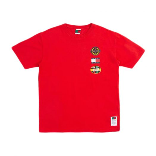 Patta x Tommy Jeans Community T-Shirt High Risk Red