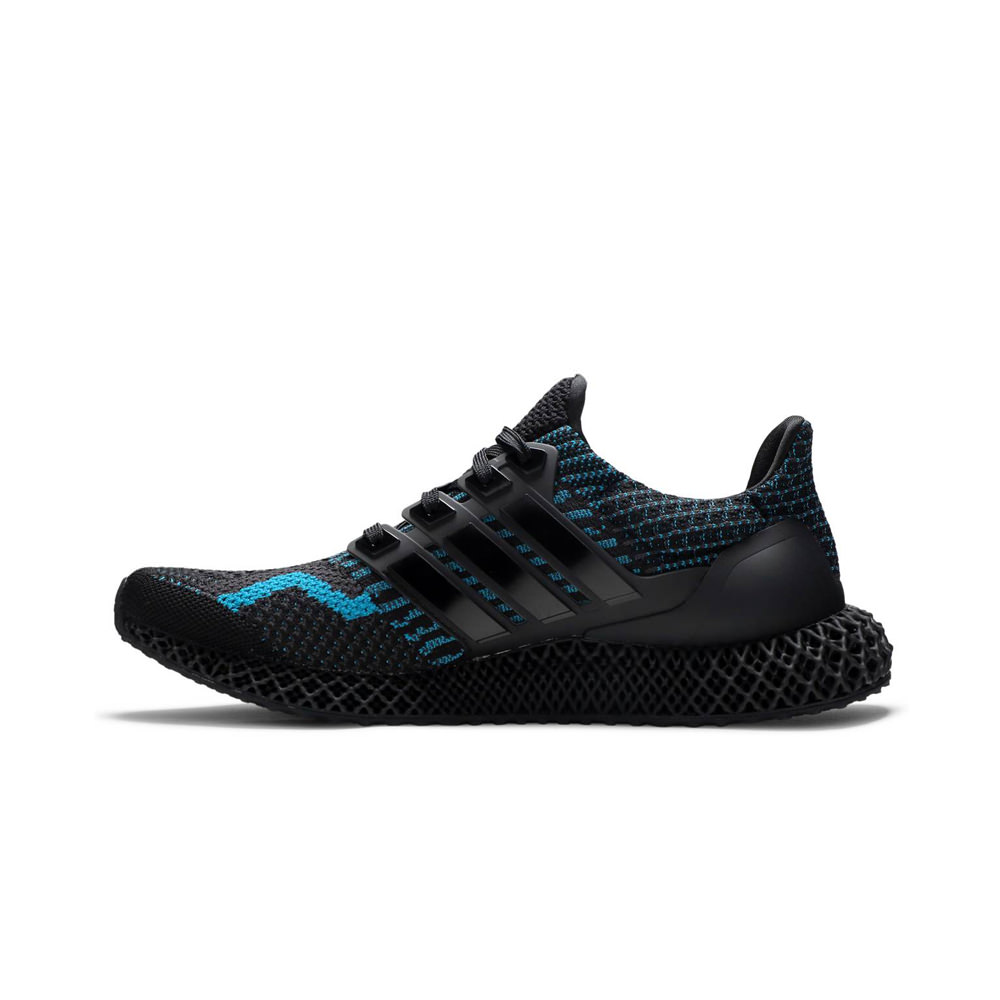 adidas Ultra 4D Black Teal