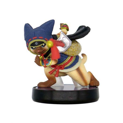 Nintendo Monster Hunter Rise Palico amiibo