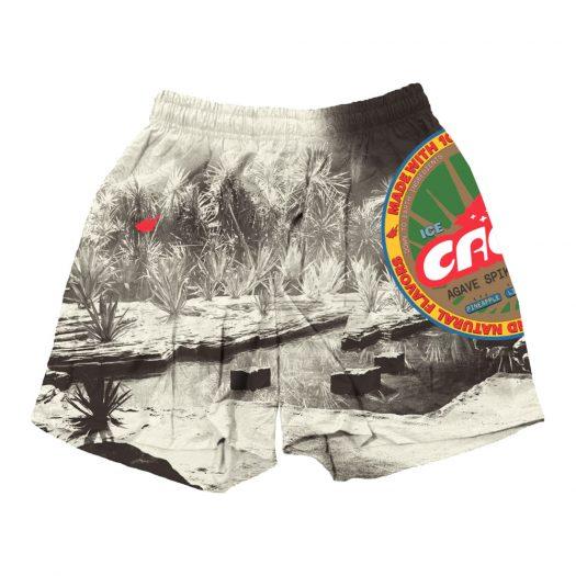 Travis Scott Cacti Oasis Outdoor Shorts Multi