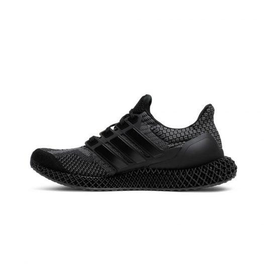 adidas Ultra 4D 5.0 Black Carbon