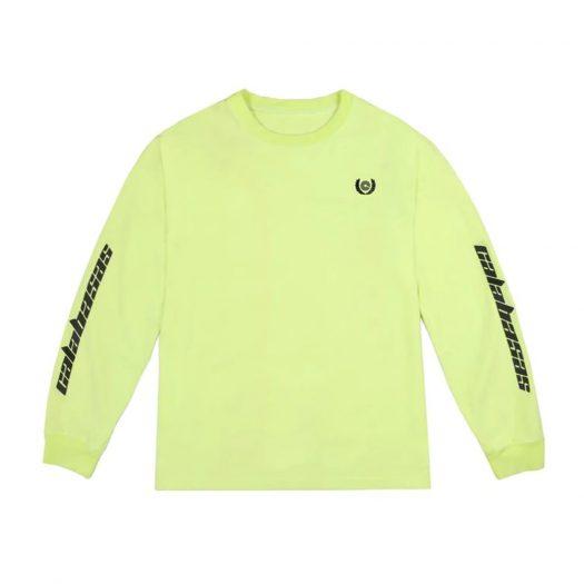 adidas Yeezy Calabasas Long Sleeves Tee Frozen Yellow