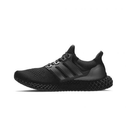 adidas Ultra 4D Triple Black