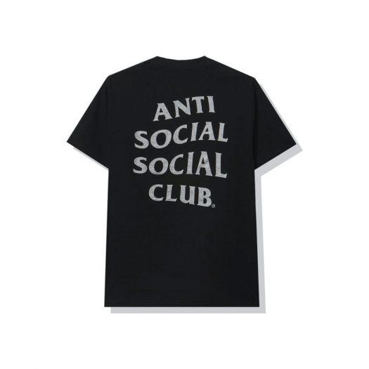 Anti Social Social Club (Japan Only) Stillness Tee Black