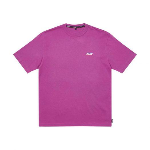 Palace Basically A T-Shirt (SS21) Purple