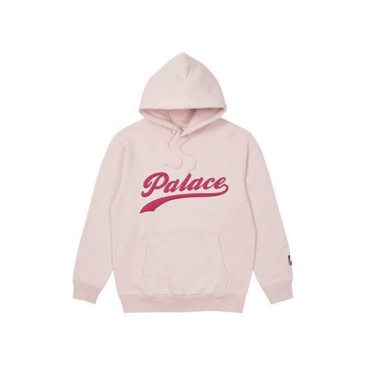 Palace Satin Hood Pink