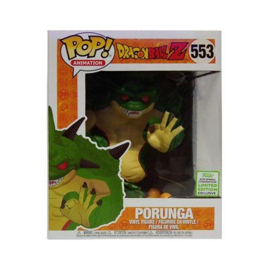Funko Pop! Animation Dragonball Z Porunga Spring Convention Exclusive Figure #550