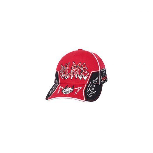 Palace Lotties Racing 5-Panel Red