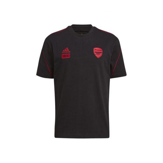 adidas Arsenal FC x 424 Tee Black