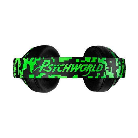 Beats x Psychworld Studio3 Wireless Headphones Neon Digi-Camo