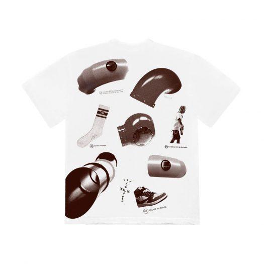 Travis Scott Rules T-Shirt White