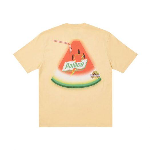 Palace Sugar T-Shirt Yellow