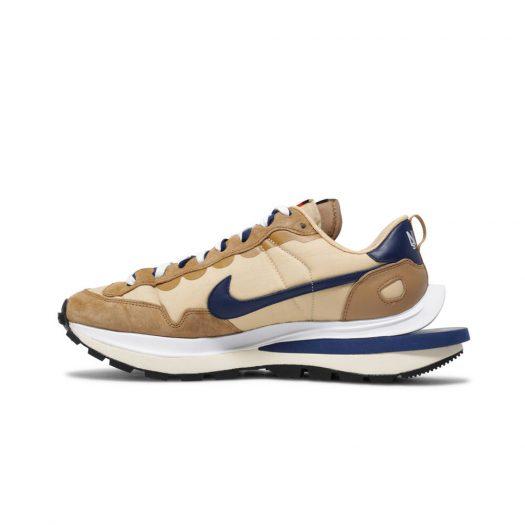 Nike Vaporwaffle sacai Sesame Blue Void