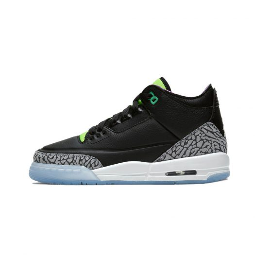 Jordan 3 Retro Electric Green (GS)