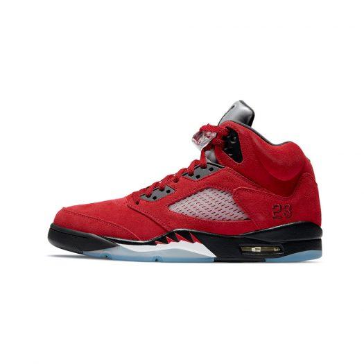 Jordan 5 Retro Raging Bulls Red (2021)