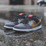 Nike Dunk SB Low Beijing Metallic Gold